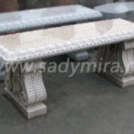 Скамейка из гранита арт. 2294